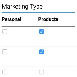 BrokerBase Marketing Type