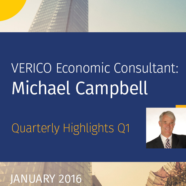 Q1 2016 Economic Update with Michael Campbell