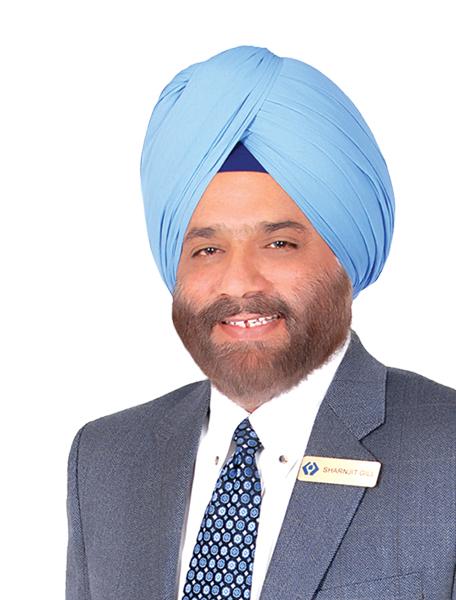 VERICO 10 yr club inductee profile: Sharnjit S. Gill