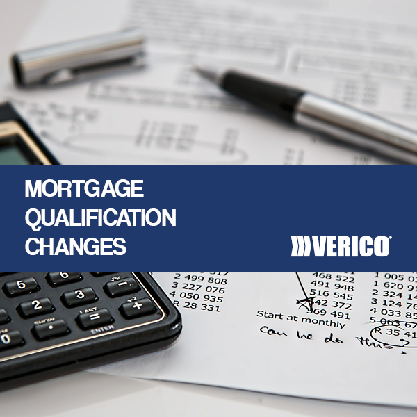 Info Sheet on Mortgage Qualification Changes