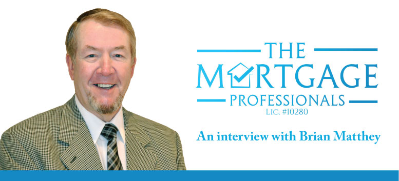 An Interview with Brian Matthey