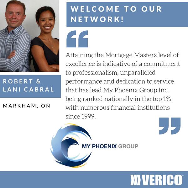 Respected Industry veterans join VERICO Network